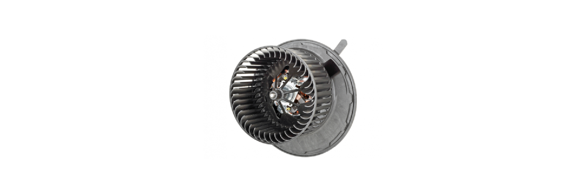 Ventilation blowers for car air conditioning system